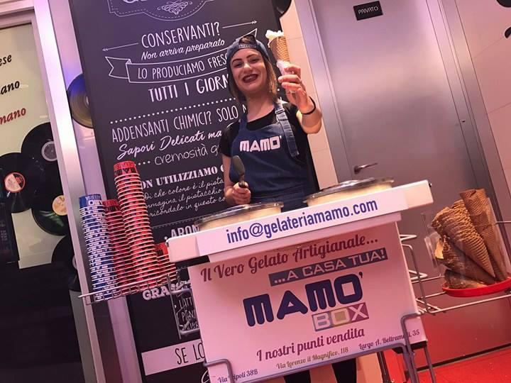 Gelateria Mamo' - Mamo Box per le Feste