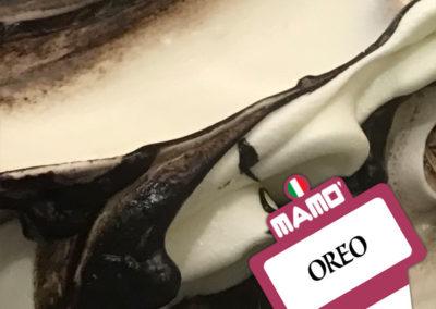 Gelateria Mamo' - Gelato Gusto Oreo