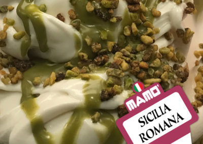 Gelateria Mamo' - Gelato Gusto Sicilia Romana