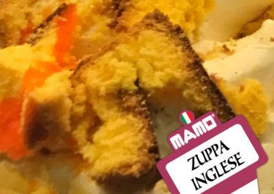 Gelateria Mamo' - Gelato Gusto Zuppa Inglese