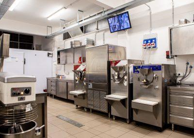 Mamò Lab - Macchinari per la produzione del gelato