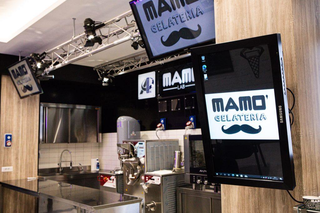 Mamò Lab - Sala corsi